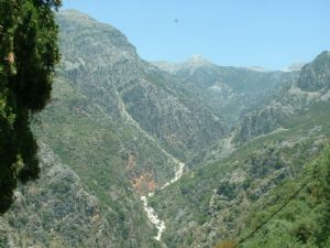 Walking Coast and Gorges, Crete - Greece