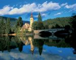 Walking holidays in Slovenia - Lake Bled and Lake Bohinj - Click Here For Full Details
