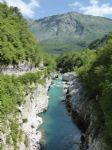 Walking holidays in Slovenia - Soča Valley Multi-Centred - Click Here For Full Details
