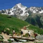 Walking holidays in Switzerland -  Kandersteg - Click Here For Full Details