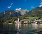 Walking holidays in Austria - Salzkammergut - Lakes & Mountains - Click Here For Larger Image